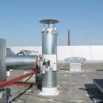 Výroba a montáž vzduchotechniky
